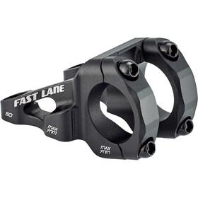 Reverse Fast Lane DM Attacco manubrio Ø31,8mm, nero